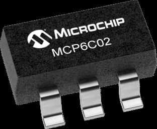Microchip's first zero-drift current sense amplifier