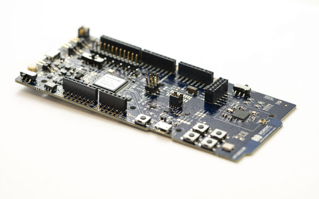Development kit for nRF52833 SoC