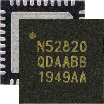 Nordic's nRF52820, new Bluetooth 5.2 SoC with built-in USB
