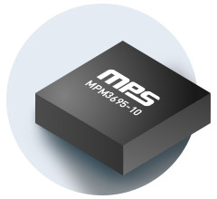 MPS Ultra-Small 10A Scalable Power Module MPM3695-10