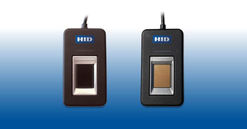 HID EikonTouch® TC510 and TC710  Fingerprint Reader