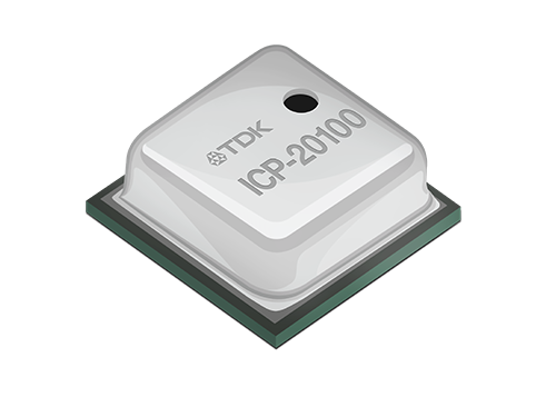 TDK introduces industry's lowest noise and lowest power MEMS barometric pressure sensor
