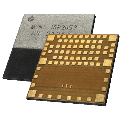 ISP2053 series – Dual-core Bluetooth 5.2 Modules